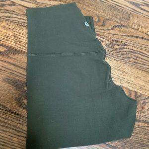 "Lululemon Align Pant size 2 25"" Dark Olive"